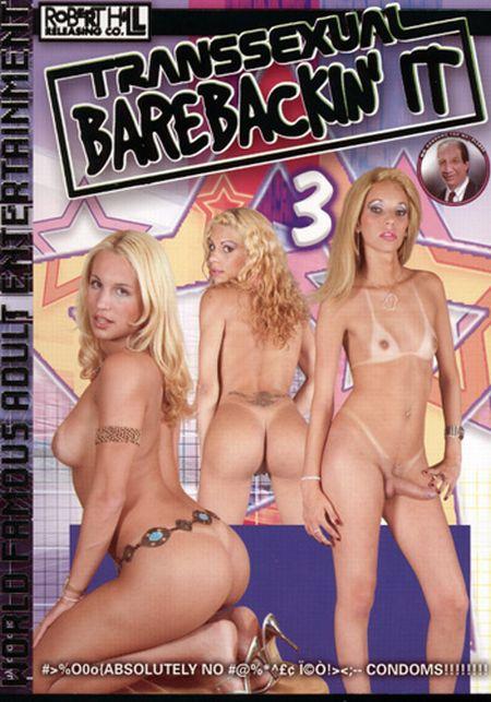 Transsexual Barebackin' It / Транссексуальный небезопасный секс