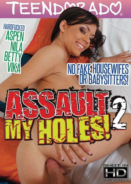 Assault My Holes! / Трахай Мои Дырочки! [2015-2016]