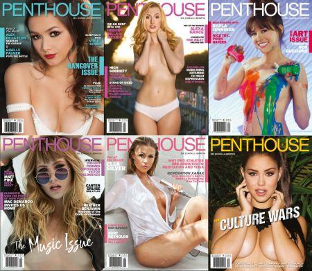 Penthouse USA (Подшивка журналов)
