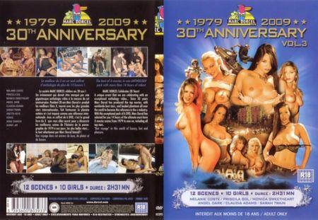 Marc Dorcel 1979-2009: 30th Anniversary Vol. 1-6 / Лучшее от Marc Dorcel. 30-летняя Годовщина Vol. 1-6 [2009]