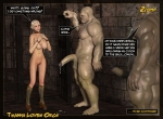 Tihanna Loves Orcs. Part.1