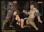 Tihanna Loves Orcs. Part.2