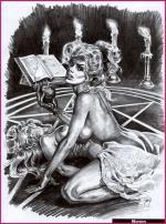 Comics art - Coven 1 / Шабаш Ведьм 1