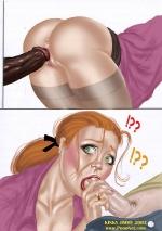 Comics art by Jaguar. Part 4