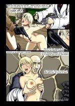 Comics art Gary Roberts. Part 6