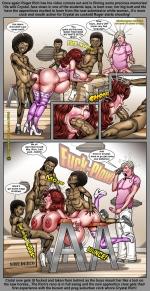 Comics art by Smudge. Part 22