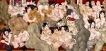 Gangbang comix art Collection (Картинки 18+ для взрослых)