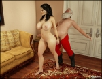 Santa is cumming - Featuring Vanessa