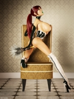 Denise Latex Maid