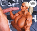 Muscle X - big&horny