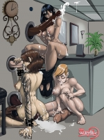 Glory Hole art Collection. Part 4