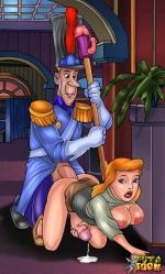 Comics art Futatoon. Part 5