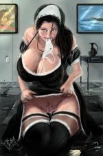 Comics art by vempire