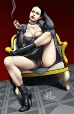 Comics art by Oni