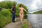 Victoria G - Fishing on Moscow-Volga canal