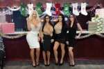 Ava Addams & Monique Alexander & Nicolette Shea & Romi Rain (Office 4-Play - Christmas Bonuses)