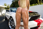 Nikki Delano - Car Wash Sex