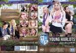 Скачать Young Harlots: Slutty Delinquents (2014/DVDRip)