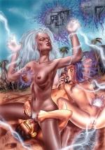 Storm / Гроза (Картинки 18+ для взрослых)