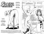 Naring Sabina mistress of escapes