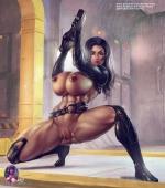 Comics porno by KINKY JIMMY (shemales, tgirls )