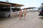 Lena W, Katja P - In Crimea fox bay