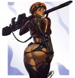 Comics art Ganassa. Part 4