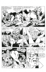 Blazing Foxholes 1-3